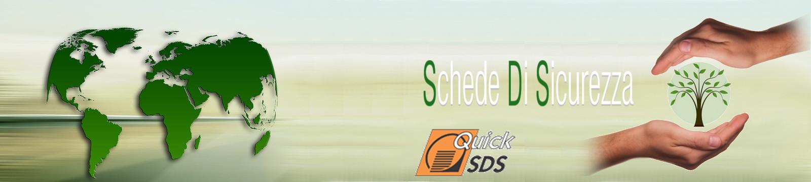 SDS – Consulta il database sempre aggiornato, sulle nostre schede di sicurezza