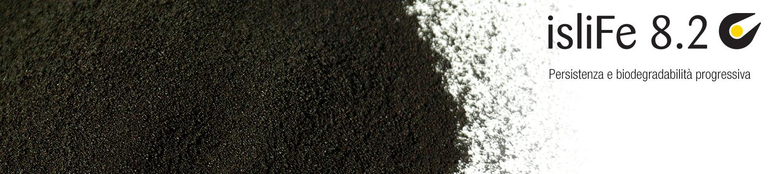 Islife 8.2 combina persistenza e biodegradabilità progressiva