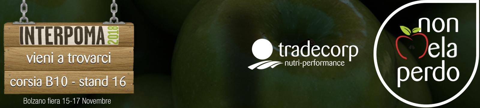 """Tradecorp a Interpoma: Non """"mela"""" perdo!"""