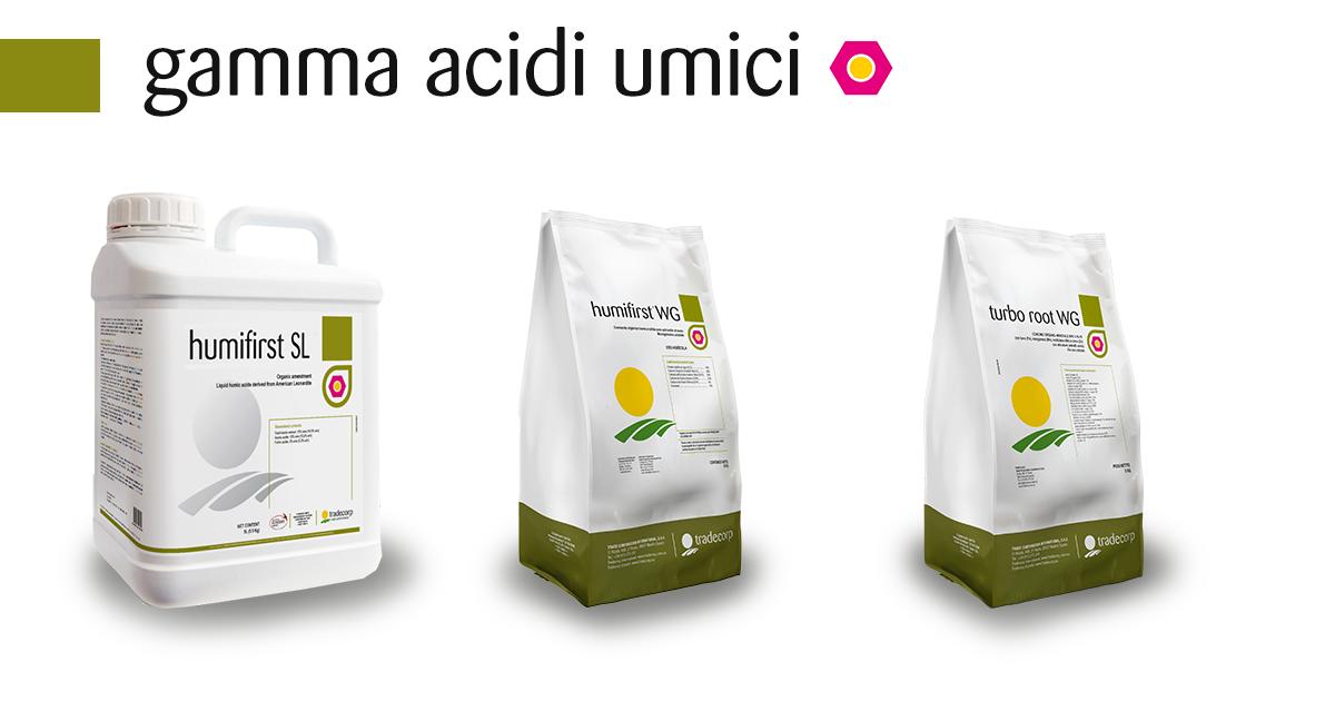 Acidi umici Tradecorp
